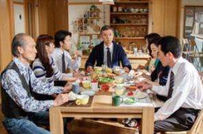 花澤家 食卓