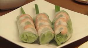 ベトナム料理 春巻き