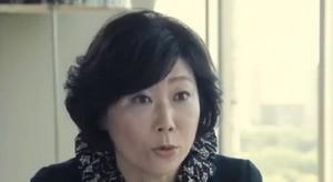 美山亜希子役 峯村リエ