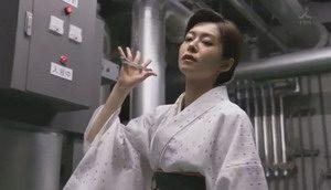 堀裕子役 森脇英理子