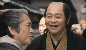 結城新之助役 田口浩正