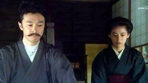 夏目漱石鏡子夫妻