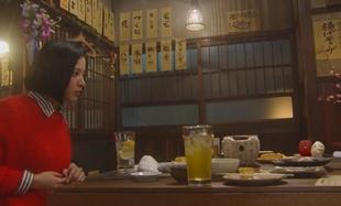 東京タラレバ娘の妖精キャラクター?タラちゃんとレバちゃん。鎌田倫子(吉高由里子)とお話しする。